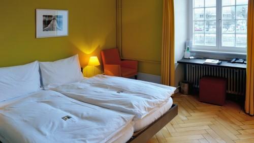 Hotel an der Aare, das Stilvolle direkt an der Aare